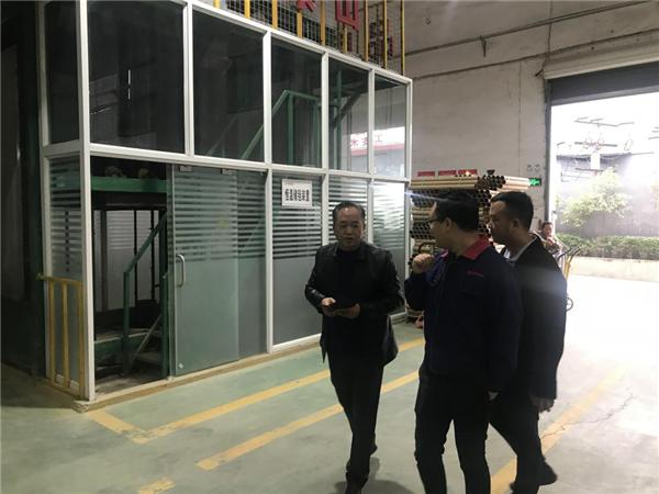 我司与中国建筑第八工程局上海分公司第二分公司正式建立合作关系